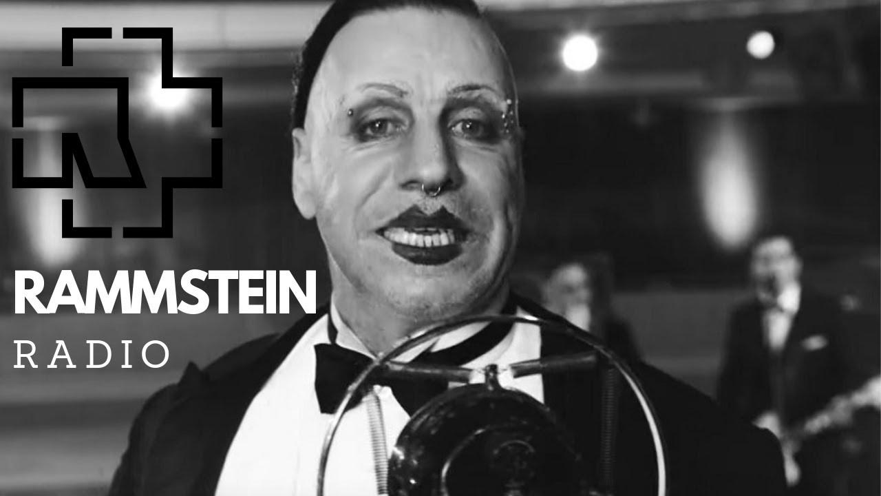 Resultado de imagem para rammstein Radio