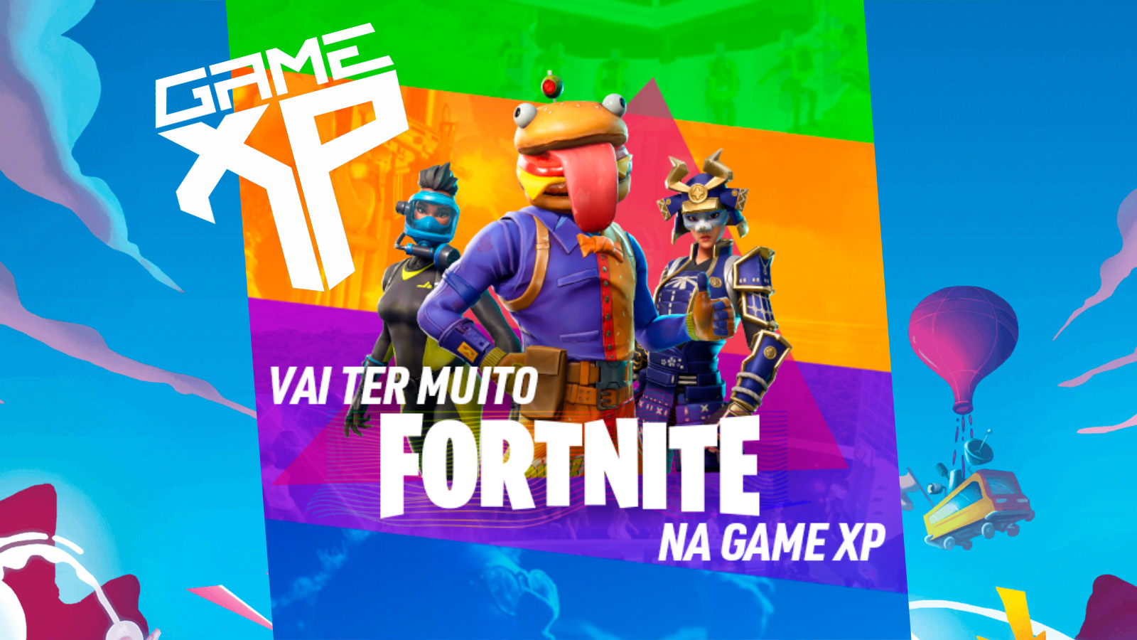 Image result for GAME XP 2019 wallpaper